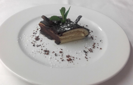 L'Auberge de la pointe, Dessert / © Auberge de la Pointe