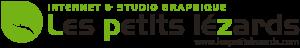 Les petits lézards, création de site Internet et studio graphique